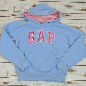 Gap Kids Periwinkle Blue Fleece Sweatshirt size 12